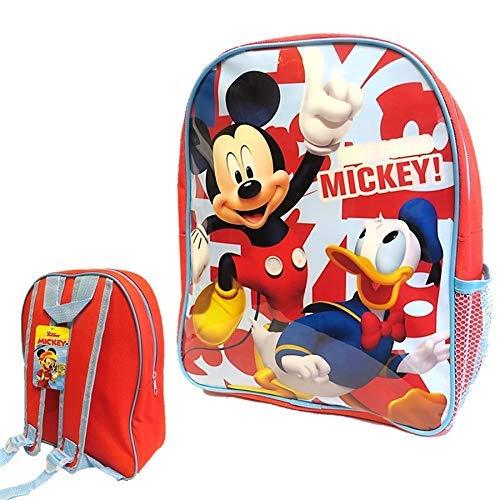 Zaino Asilo Mickey Mouse Topolino