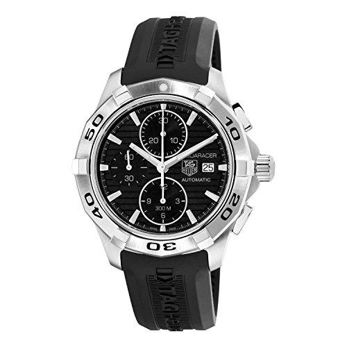 TAG Heuer Herren-Armbanduhr Chronograph Automatik Kautschuk CAP2110.FT6028