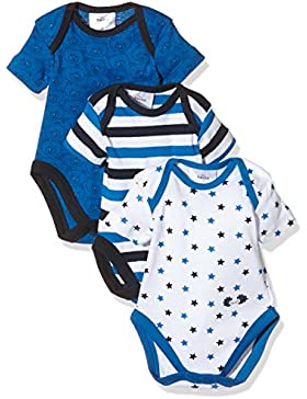 Twins Baby-Jungen Body, 3er-Pack