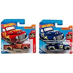 Hot Wheels '49 Ford F1 HW Flames Pack 2