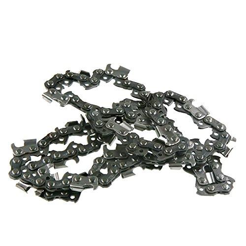 Jrl 35,6 cm Chaîne de tronçonneuse Moulin à chaîne pour lame de découpe lisse extérieur outils 325lp 66dl