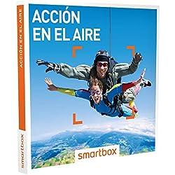 Smartbox - Caja Regalo - ACCIÓN EN EL Aire - 85 centros de aéreas