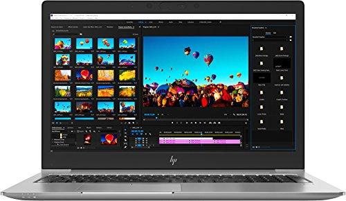 """HP ZBook 15u G5 1.80GHz i7-8550U Intel Core i7 di ottava generazione 15.6"""" 1920 x 1080Pixel Argento Workstation mobile"""