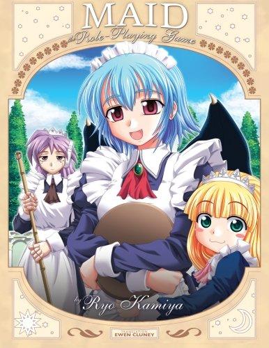 Maid: The Role-Playing Game por Ryo Kamiya