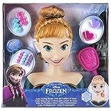 Frozen - 16637 - Tête À Coiffer - Anna - La Reine Des Neiges