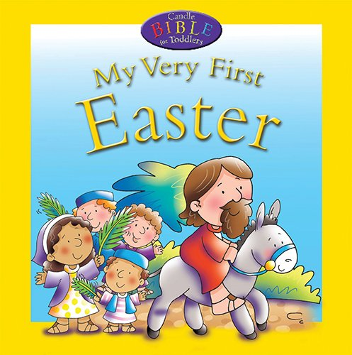 My Very First Easter Candle Bible For Toddlers