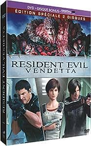 Resident Evil : Vendetta [DVD + Disque bonus + Digital UltraViolet]
