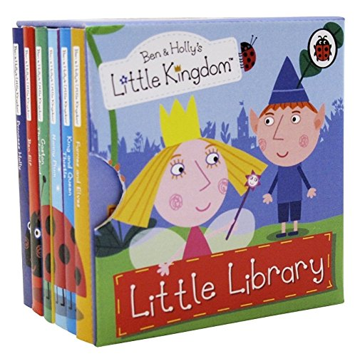 Ben and Holly's Little Kingdom: Little Library (Ben & Holly's Little Kingdom) por Ladybird