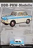 DDR PKW-Modell - Trabant 500 - Nr. 11