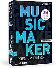 Music Maker - 2020 Premium Edition - Mehr Sounds. Mehr Möglichkeiten. Einfach Musik machen.|Premium|Mehrere|Li