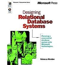 Designing Relational Database Systems (Dv-Mps Designing)