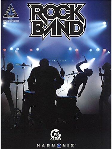 Rock Band: Guitar Recorded Versions. Partituras para Guitarra