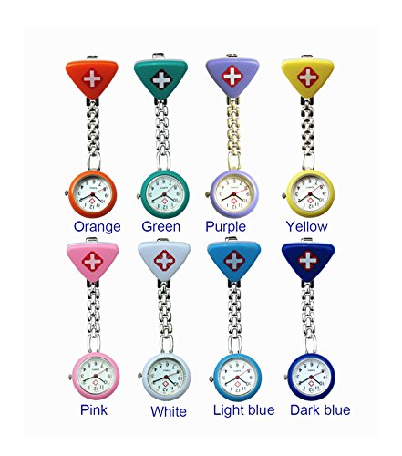 collection-joy-quality-quartz-nurses-red-cross-fob-watch-easy-secure-clip-dark-blue