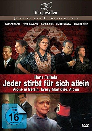 Bild von Everyone Dies Alone ( Jeder stirbt für sich allein ) ( Alone in Berlin: Every Man Dies Alone ) [ NON-USA FORMAT, PAL, Reg.0 Import - Germany ] by Hildegard Knef