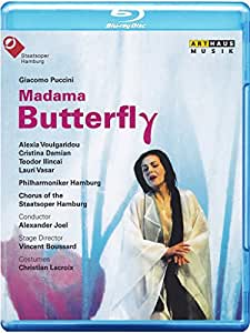 Madama Butterfly [Blu-ray] [jewel_box]