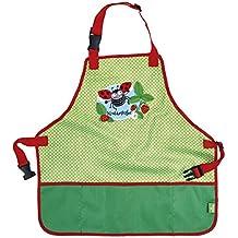 moisés. 16072 - Krabbelkäfer delantal para niños, multicolor