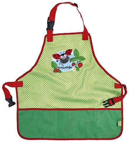 Moses 16072 Kinderschürze für Haus und Garten, Mehrfarbig (Kleinkind Mädchen Spielen Kleidung)