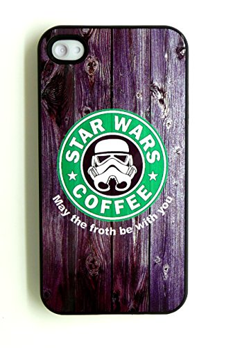 Phone Kandy® Dr Who Garde de la peau et l'écran Hard Shell Case Coquille May The Froth Be With You