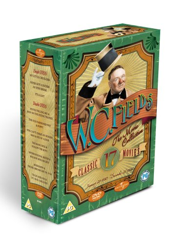 W.C. Fields: The Movie Collection [10 DVDs] [UK Import]