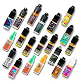 Warehouse E Liquid Clearance – No Nicotine - Very Cheap Sale Pricing to