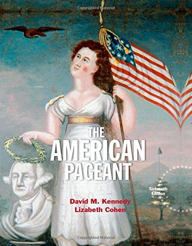 American Pageant by David M. Kennedy (2015-01-01)