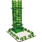 ADC Blackfire Entertainment 40156Dice Tower–Smeraldo Twister