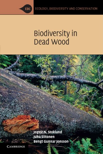 Biodiversity in Dead Wood Paperback (Ecology, Biodiversity and Conservation) por Stokland