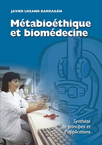 Mtabiothique et biomdecine: Synthse de principes et d'applications