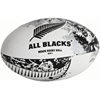 New Zealand Tout Blacks International Plage Rugby Balle - Taille 4