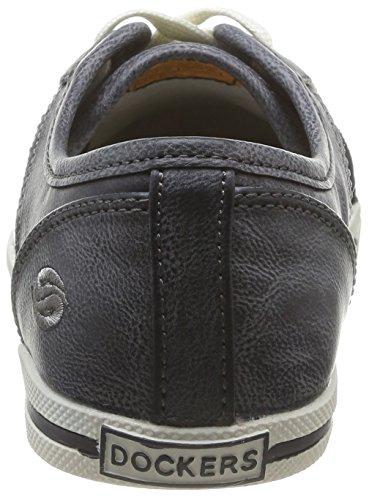 Dockers by Gerli 27CH221, Low-Top Sneaker donna Nero (Schwarz 100)
