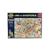 Jumbo - Puzzle The Winter Fair, 1000 piezas (617453)