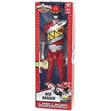 Giochi Preziosi Power Ranger Super Charge - Personaggio Red Ranger, 30 cm, Rosso