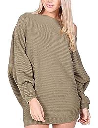 """New Womens Ladies Christmas Jumper /""""Prosecco Ho Ho Ho/"""" Sweatshirt Xmas 8-14"""