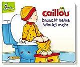 Caillou braucht keine Windel mehr