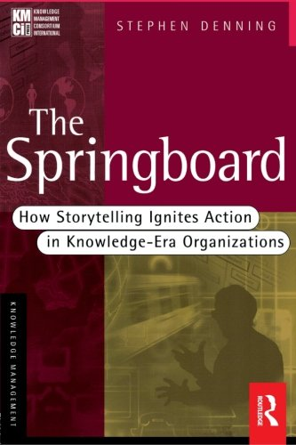 I Systems Information Business (The Springboard: How Storytelling Ignites Action in Knowledge-era Organizations (Kmci Press))