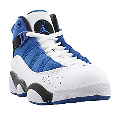 newest f2ce8 9b953 Nike Jordan 323432-400 Air Jordan 6 Rings Preschool ...
