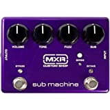 MXR Custom Shop CSP 210 Sub Machine Octave Fuzz