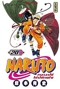 Naruto Edition simple Tome 20