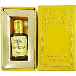 Chakra parfum naturel Patchouli Parfum 100% naturel pure Parfum 10ml d'huile
