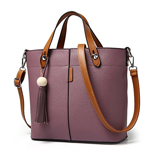 koson-man-womens-fashionable-classical-pu-leather-high-capacity-tassels-ornaments-handbags-shoulder-