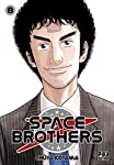 Space Brothers Edition simple Tome 8