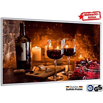 Großartig Weihnachtsaktion Bildheizung Im Shop Infrarot Heizung 600 Watt Wein Und  Käse Fern Infrarotheizung   5 Jahre Herstellergarantie  Elektroheizung Mit  ...