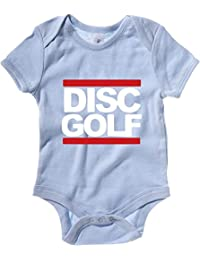 Cotton Island - Baby Bodysuit OLDENG00633 run dgc disc golf tee