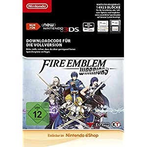 Fire Emblem Warriors | New 3DS – Download Code