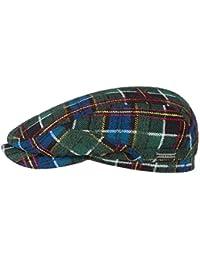 Stetson Coppola Belfast Wool Check Cappellino in Lana Cappello Piatto  Invernale 3c250ab8496c