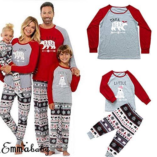 Assortiment Famille Pyjamas De Noël Ensemble Noël Femmes Homme Bébé Enfants À Capuche Vêtements De Nuit Vêtements De Nuit Nouvel an Mignon Pjs Ensemble
