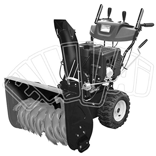 Schneefräse PS1476–Motor Benzin 420cc–bürstet Schnee Schneeschieber