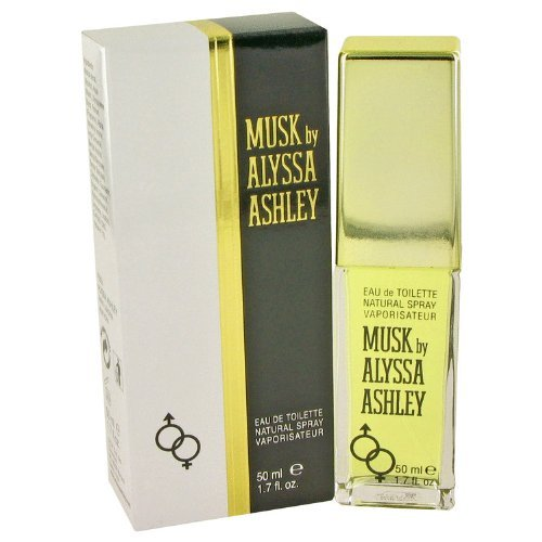 ALYSSA ASHLEY MUSK eau de toilette mit Zerstäuber 50 ml