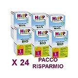 HiPP - latte Hipp 1 da 600 grammi X 24 Confezioni - Pacco Convenienza