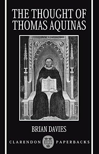 The Thought of Thomas Aquinas (Clarendon Paperbacks) por Brian Davies